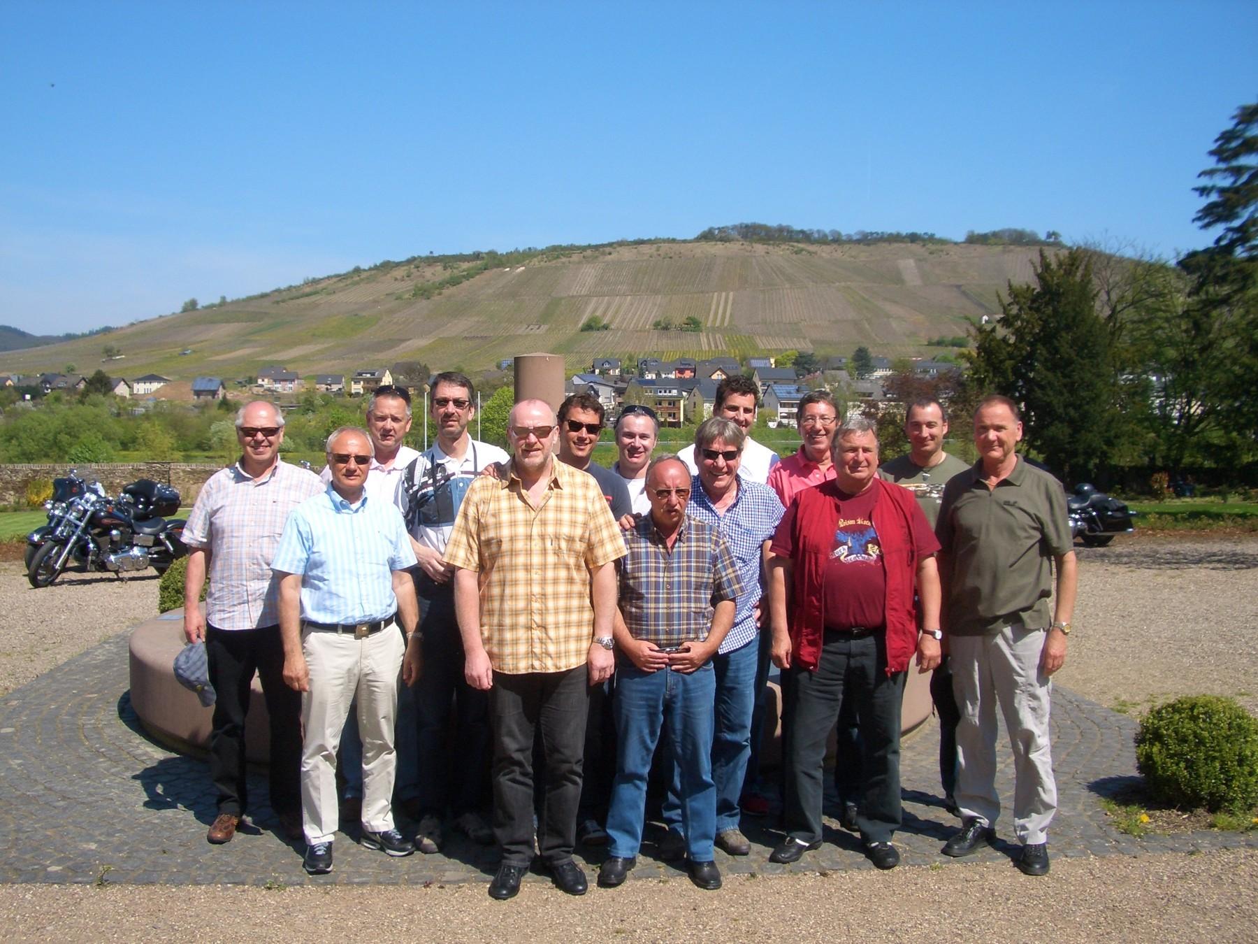 Kloster Machern 2010