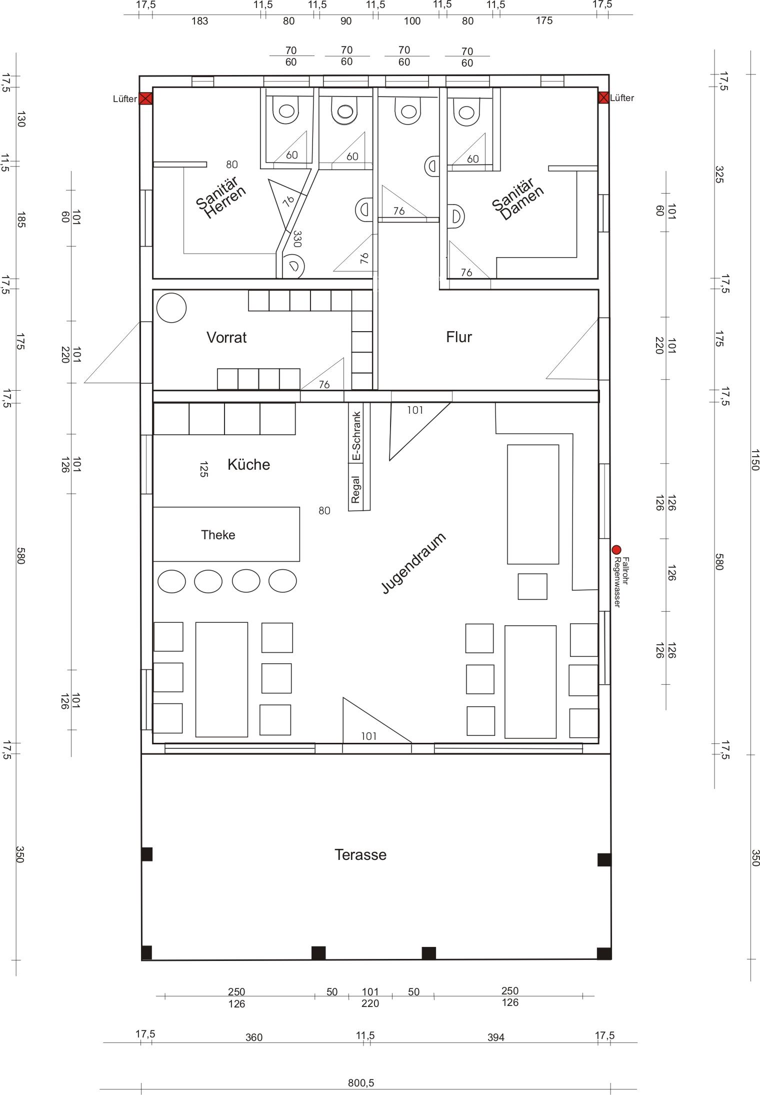 Plan Neubau