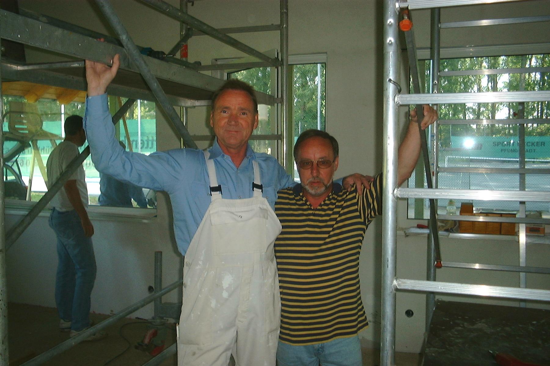 Walter und Wolfgang