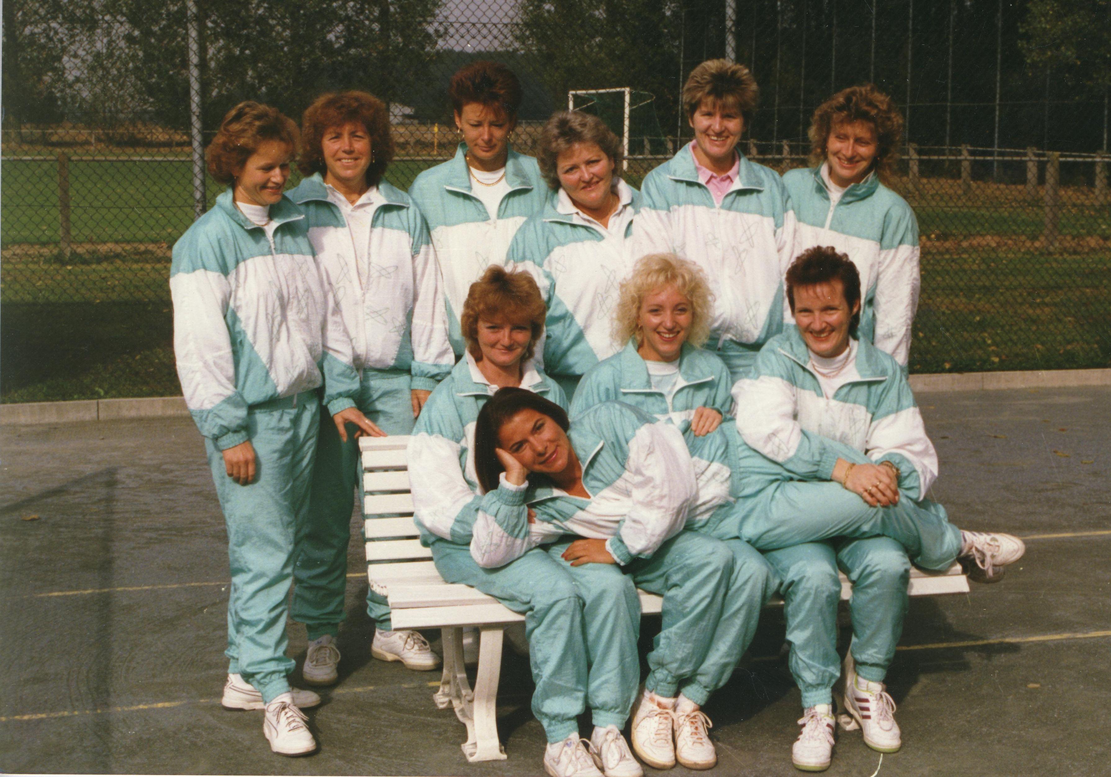 Damen 1989