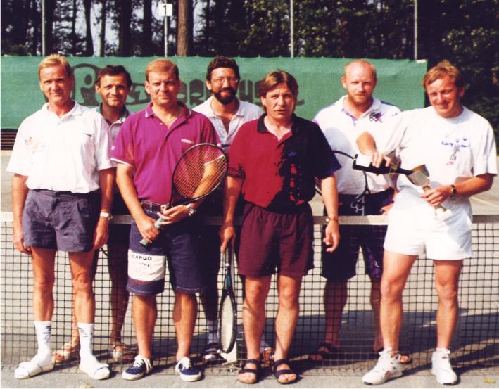Herren 35 Aufstieg1993